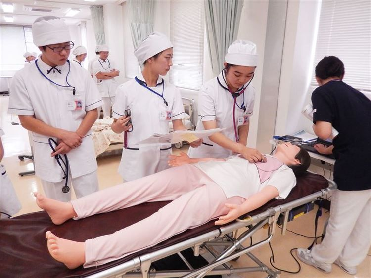 筑波学園看護専門学校画像