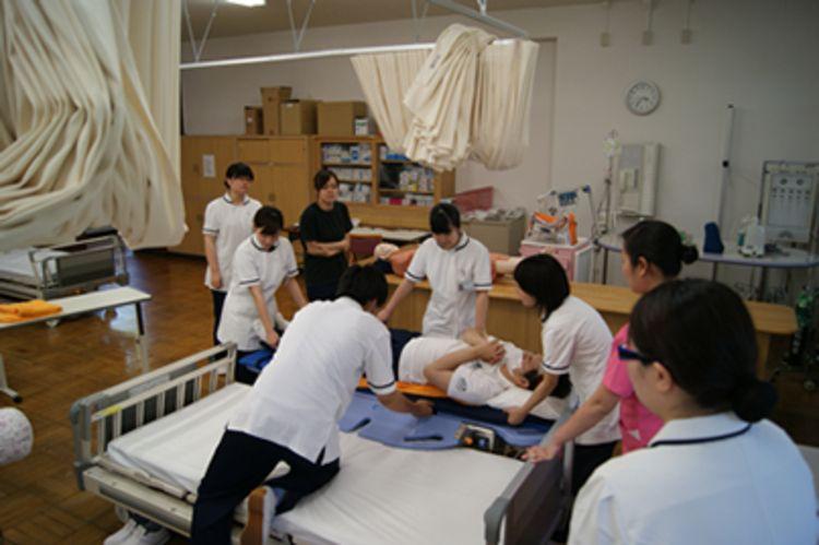 茨城北西看護専門学校画像