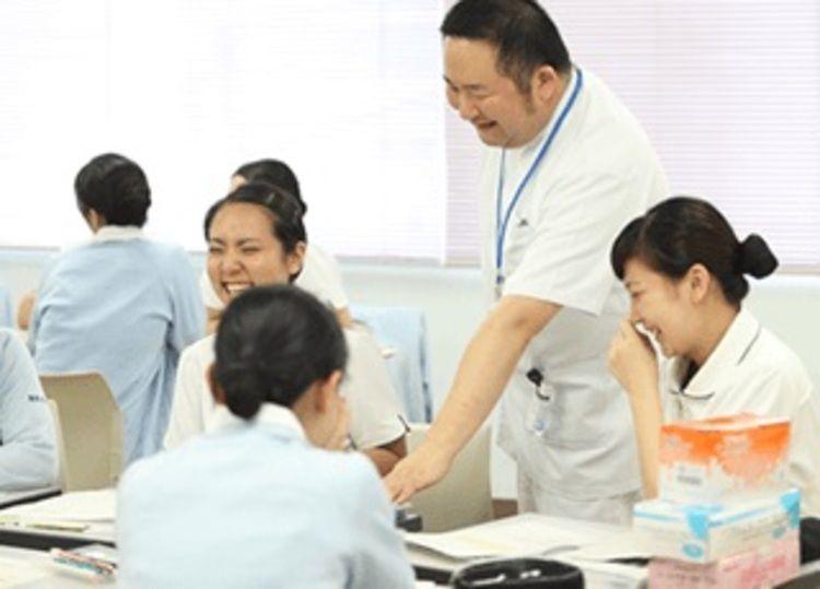 栃木医療センター附属看護学校画像