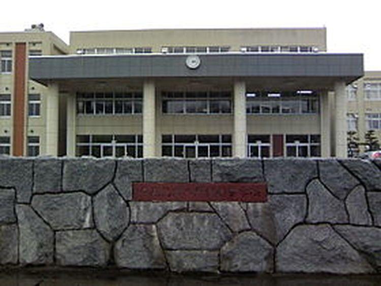【閉校】八戸南高等学校画像