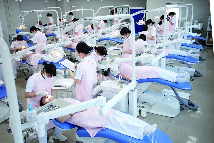 群馬県高等歯科衛生士学院画像