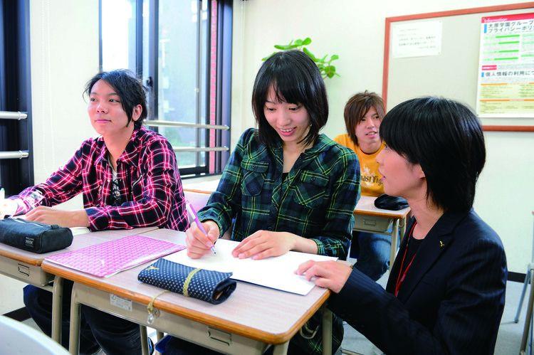大原スポーツ公務員専門学校高崎校画像