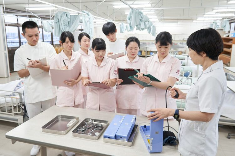 浦和学院専門学校画像