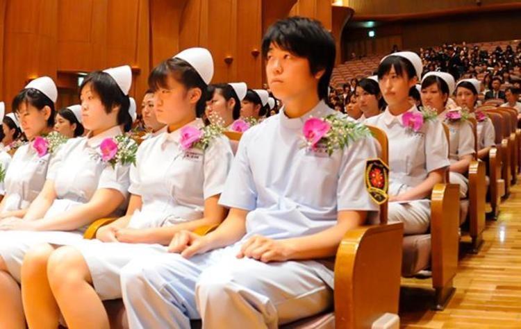 済生会川口看護専門学校画像