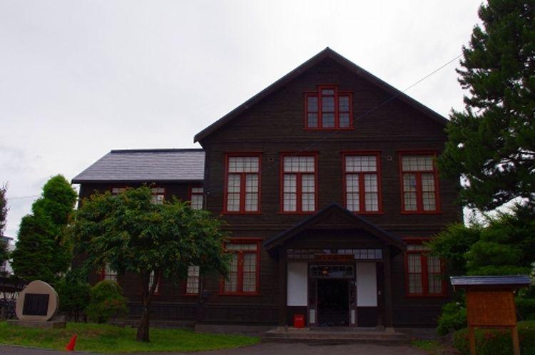 弘前高等学校画像