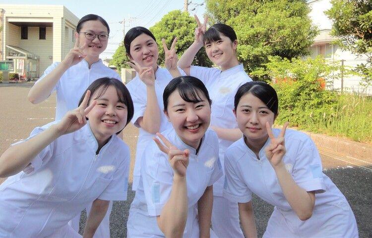 久喜看護専門学校画像