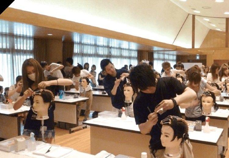 グルノーブル美容専門学校画像