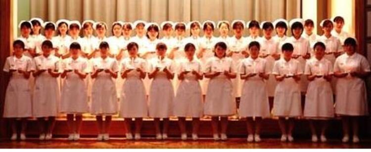 山王看護専門学校画像