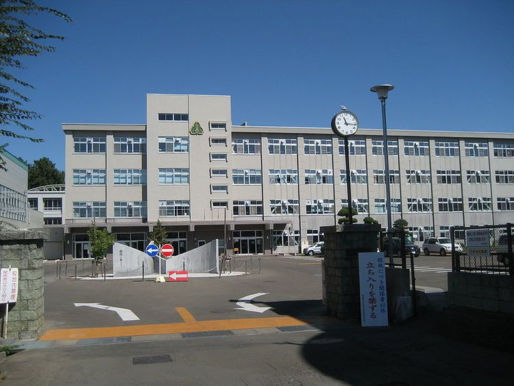 弘前工業高等学校画像