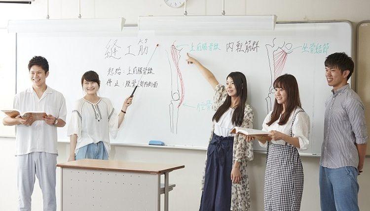 千葉・柏リハビリテーション学院画像