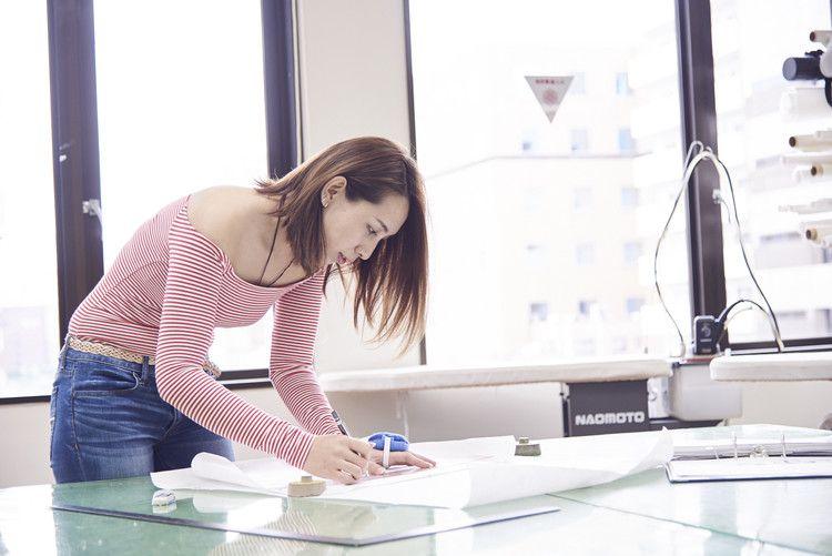 東京ファッション専門学校画像