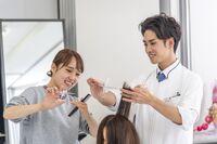 【美容学科】カット体験DAY