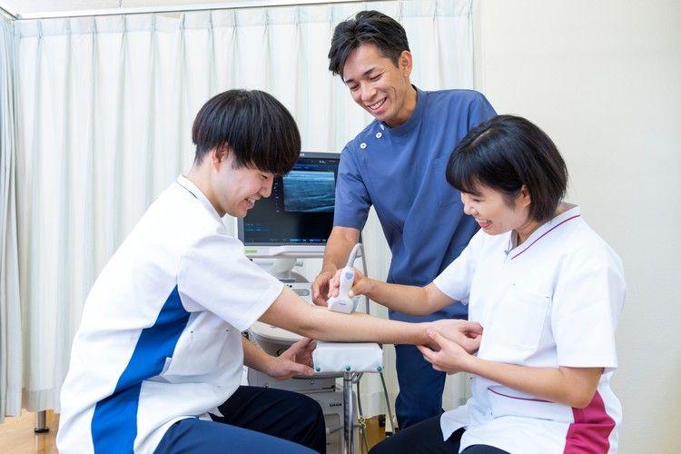 【柔道整復科】個別学校見学