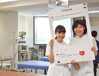 【歯科衛生学科】オープンキャンパス