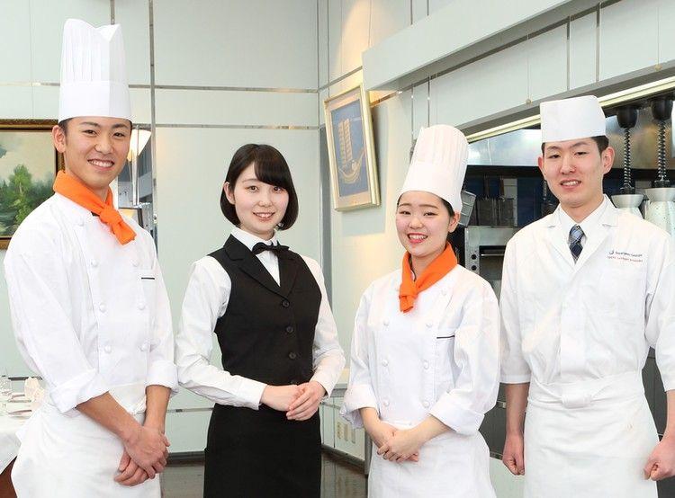 東京調理製菓専門学校画像