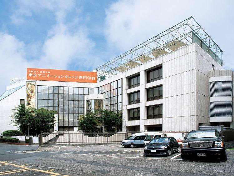 東京アニメーションカレッジ専門学校画像