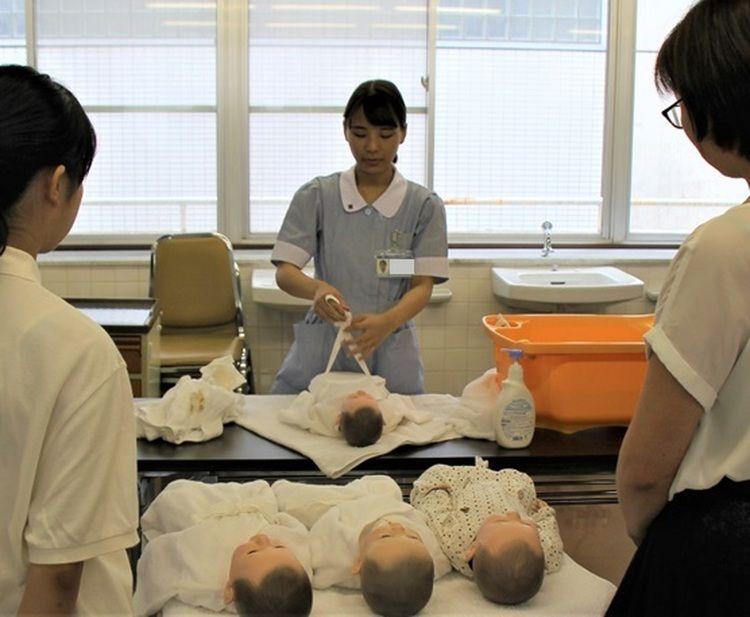 東京新宿メディカルセンター附属看護専門学校画像