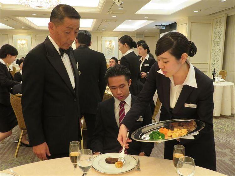 東京YMCA国際ホテル専門学校画像
