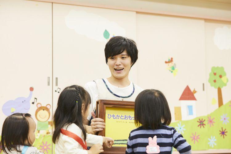 日本児童教育専門学校画像