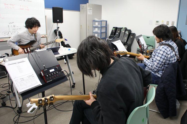 【体験授業】音楽アーティスト科 ギターコース