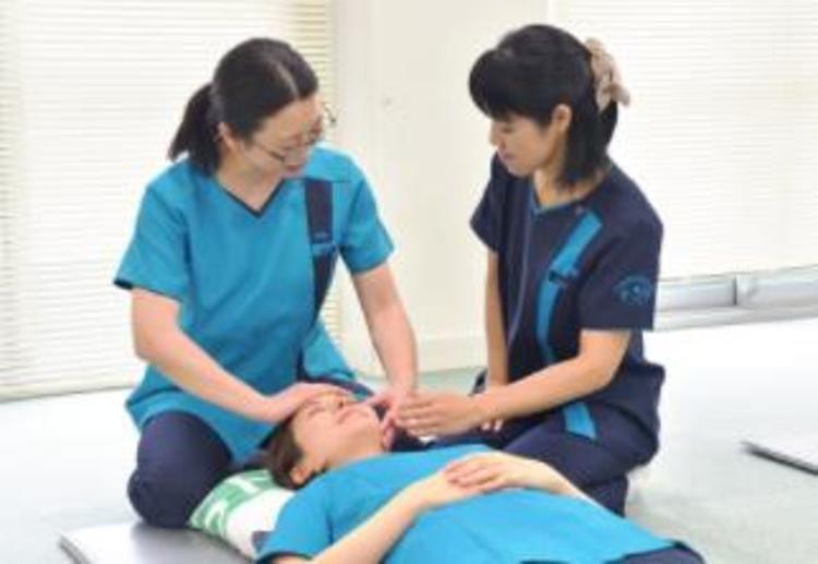 日本指圧専門学校画像
