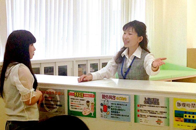東京医療秘書福祉専門学校画像