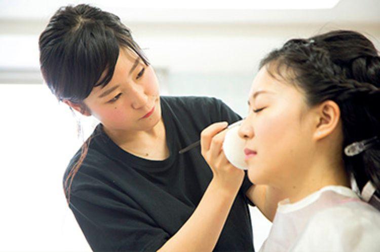 東京ウェディング&ブライダル専門学校画像