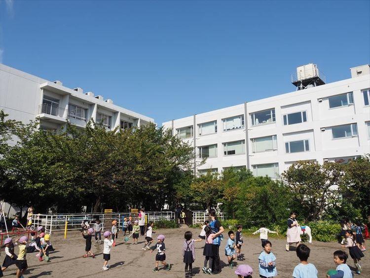 蒲田保育専門学校画像