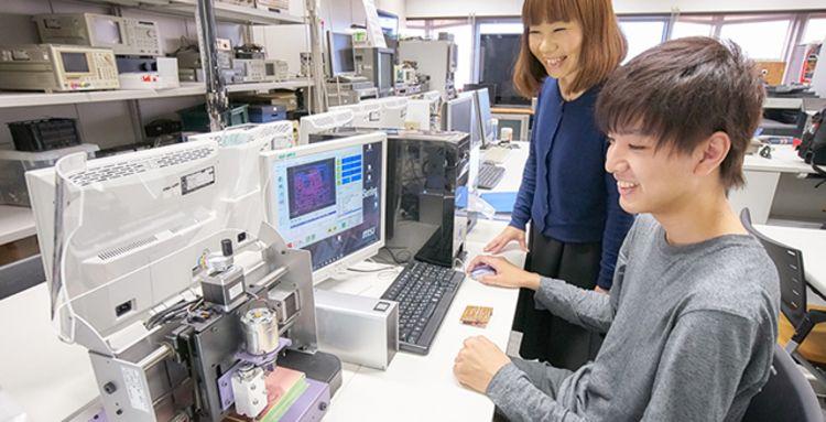 日本工学院専門学校 蒲田校画像