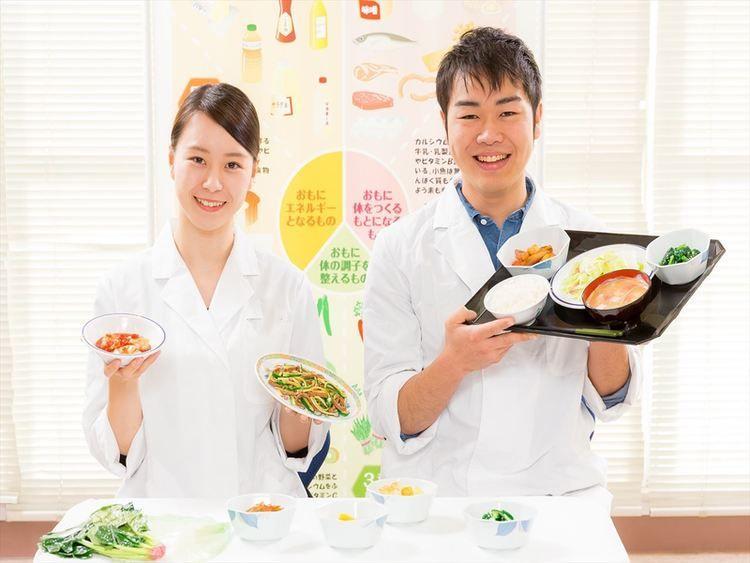 東京栄養食糧専門学校画像