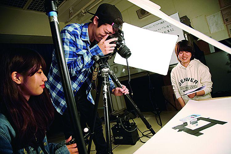 日本写真芸術専門学校画像