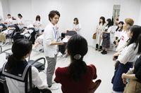 学校見学会~実際の授業をご案内します。先生や学生の様子を見学できます~