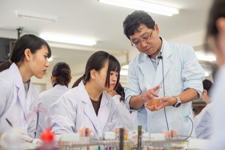 専門学校東洋公衆衛生学院画像