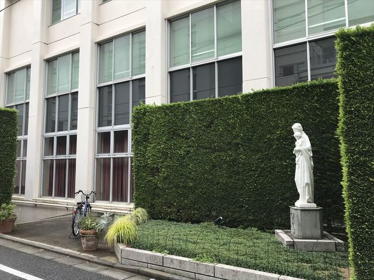 東京保育専門学校画像