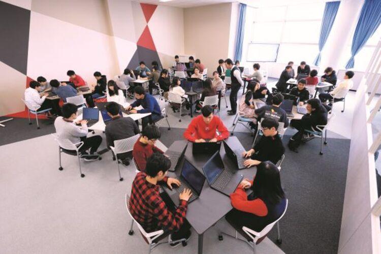 東京ITプログラミング&会計専門学校杉並校画像