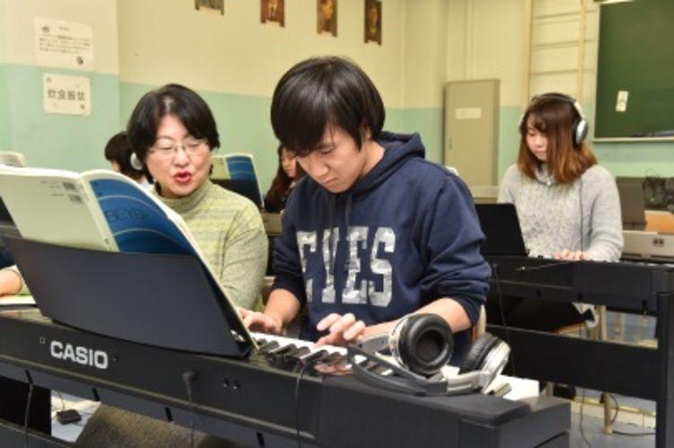 東京福祉保育専門学校画像
