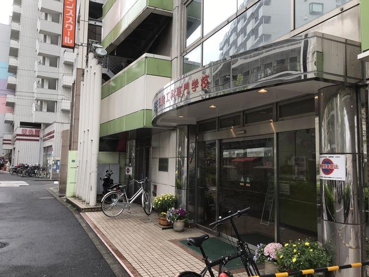 東京日建工科専門学校画像