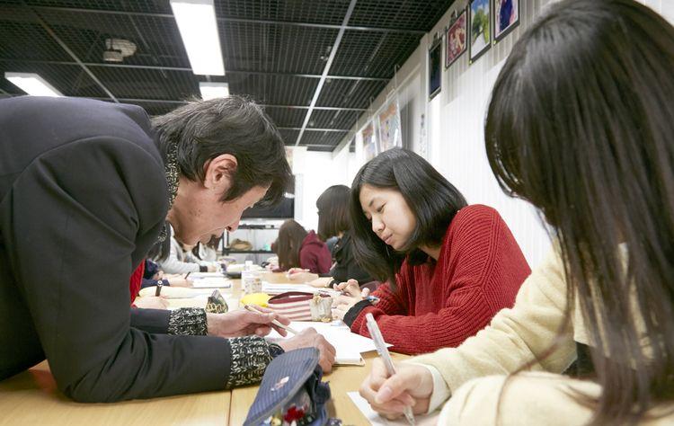 専門学校デジタルアーツ東京画像