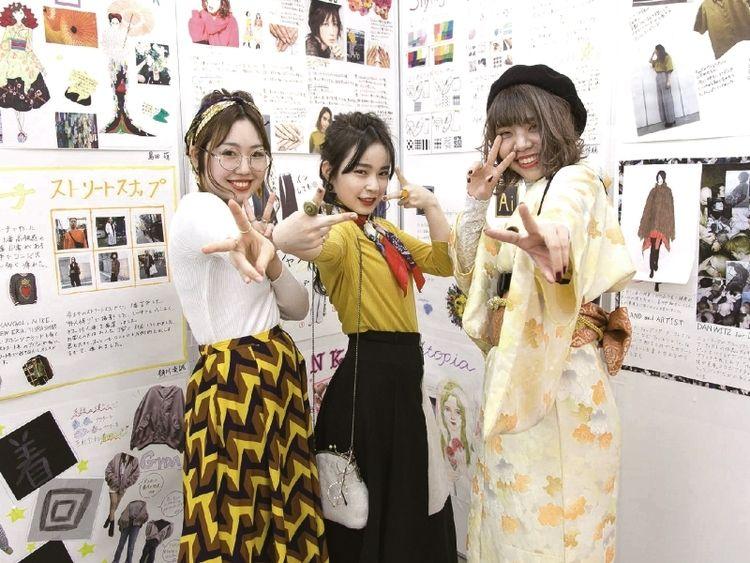 専門学校武蔵野ファッションカレッジ画像