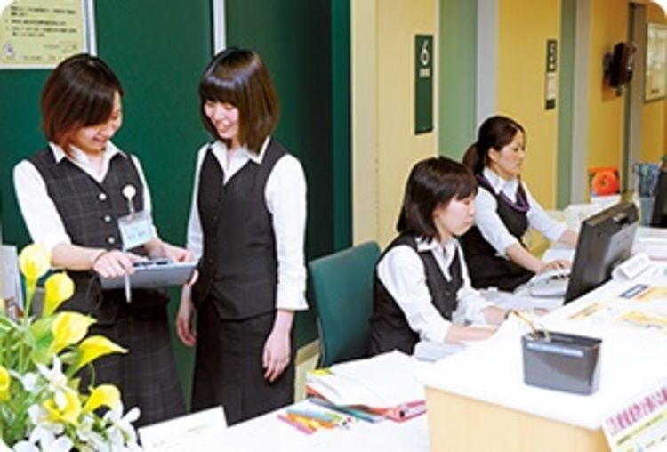 早稲田速記医療福祉専門学校画像