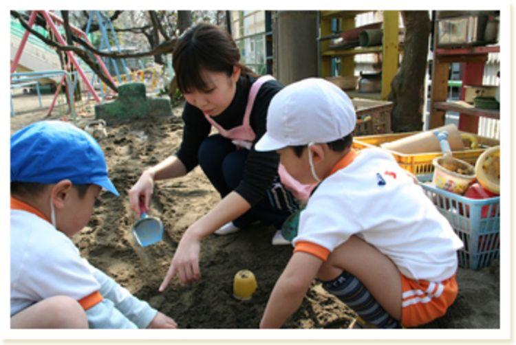 道灌山学園保育福祉専門学校画像