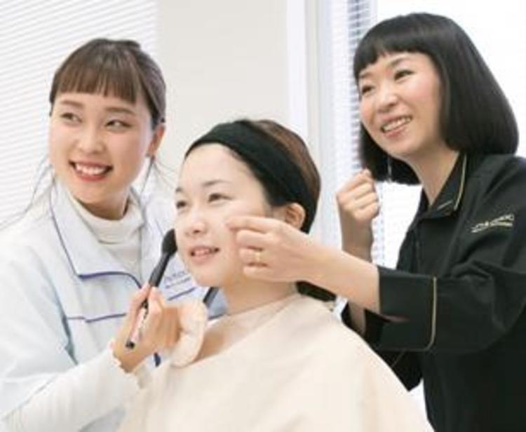 資生堂美容技術専門学校画像