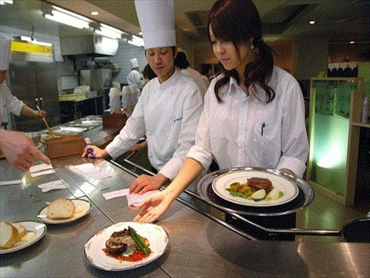 東京聖栄大学附属調理師専門学校画像