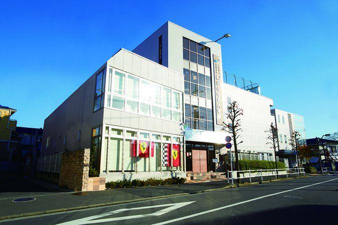 専門学校東京自動車大学校