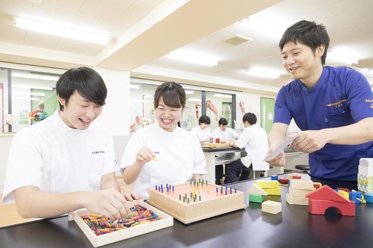 東京福祉専門学校画像