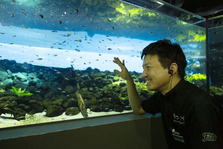 TCA東京ECO動物海洋専門学校画像
