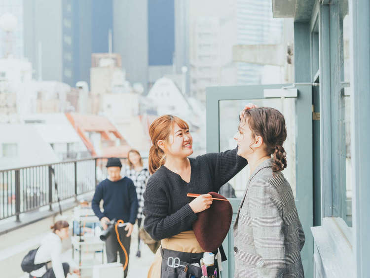 学校 専門 東京 ベル エポック 美容