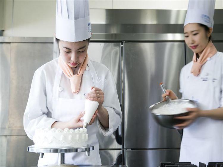 国際製菓専門学校画像