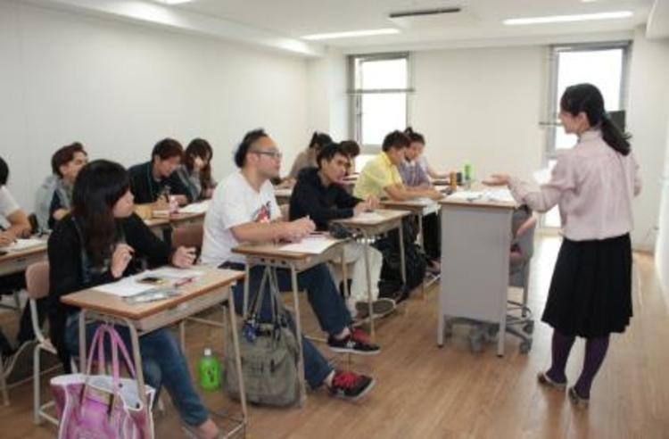専門学校アジア・アフリカ語学院画像