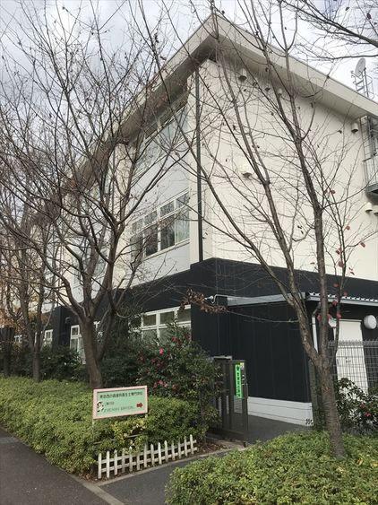 東京西の森歯科衛生士専門学校画像